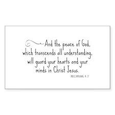Faith Hope & Love Decal