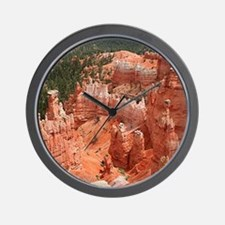 Bryce Canyon National Park, Utah, USA 1 Wall Clock