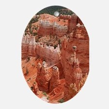Bryce Canyon National Park, Utah, Ornament (Oval)