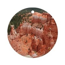 Bryce Canyon National Park, Utah, Ornament (Round)