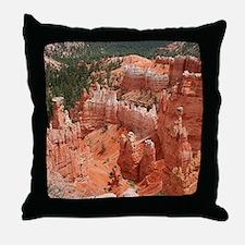Bryce Canyon National Park, Utah, USA Throw Pillow