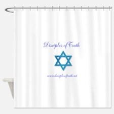 Disciples of Truth Community Shower Curtain