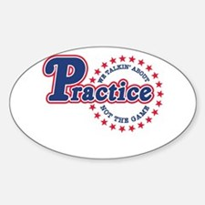 Philadelphia Practice Decal