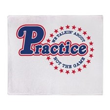 Philadelphia Practice Throw Blanket