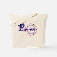 Philadelphia Practice Tote Bag