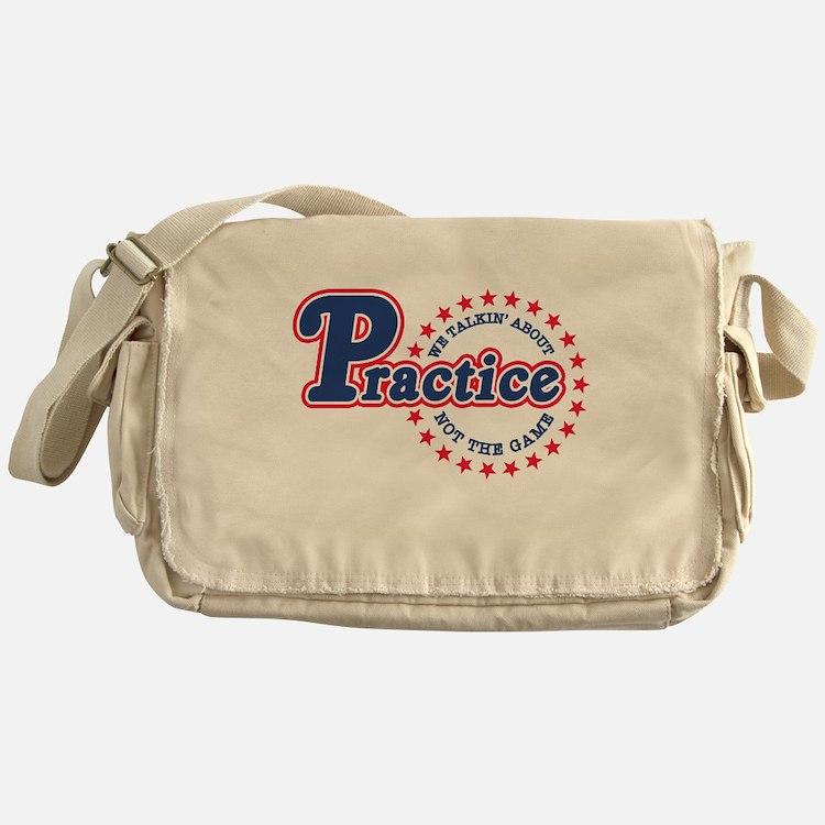 Philadelphia Practice Messenger Bag