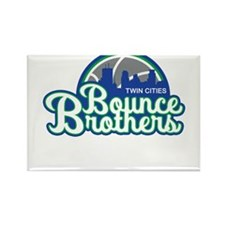 Bounce Brothers Magnets
