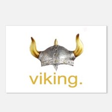 Viking Postcards (Package of 8)