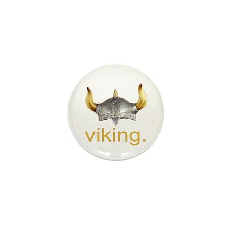 Viking Mini Button