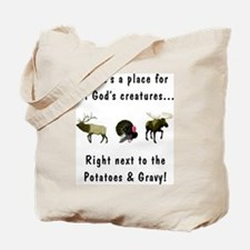 All God's Creatures Tote Bag