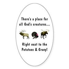 All God's Creatures Decal