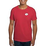 Groklaw I'm pj black bubble Red T-Shirt