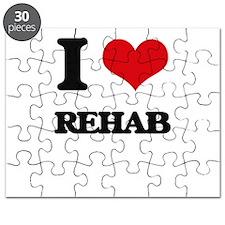 I Love Rehab Puzzle