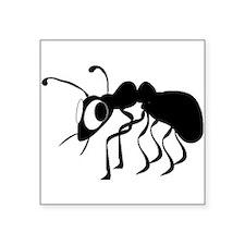 Cartoon Ant Sticker