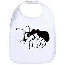 Cartoon Ant Bib