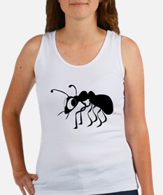 Cartoon Ant Tank Top
