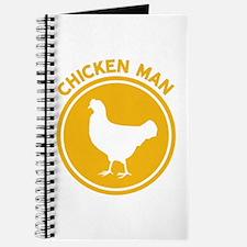 Chicken Man Journal