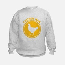 Chicken Man Sweatshirt
