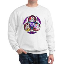 Santa -Trinity of Lies-  Sweatshirt