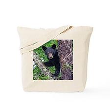 I SEE YOU - Baby Black Bear Tote Bag