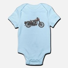 Enfield Motorcycle Infant Bodysuit