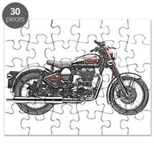 Enfield Motorcycle Puzzle