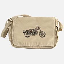 Enfield Motorcycle Messenger Bag