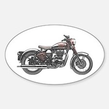 Enfield Motorcycle Decal