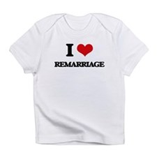 I Love Remarriage Infant T-Shirt