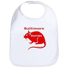 Cute Baltimore city Bib