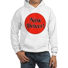 New Driver Hoodie