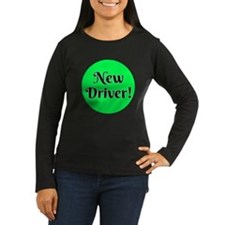 New Driver Long Sleeve T-Shirt