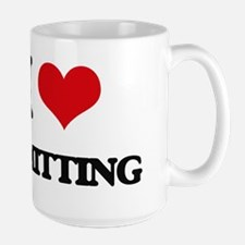 I Love Remitting Mugs
