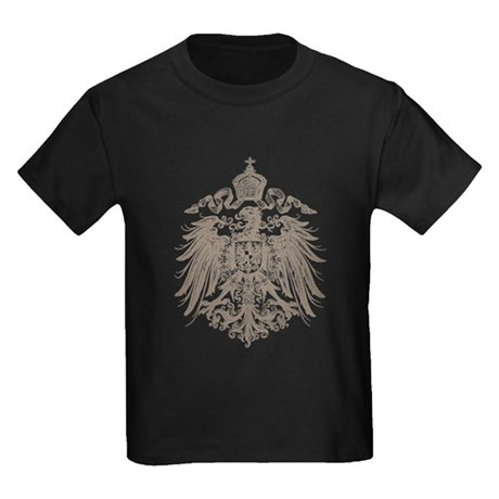VINTAGE CREST Kids Dark T-Shirt