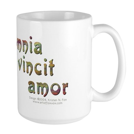 Love Conquers All Latin Translation 4