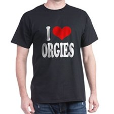 I Love Orgies T-Shirt