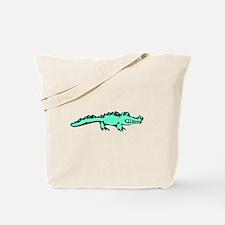 Alligator Tote Bag