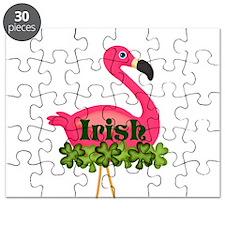 Irish Flamingo Puzzle