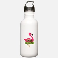 Irish Flamingo Water Bottle