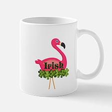 Irish Flamingo Mugs