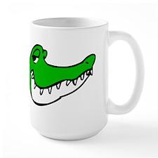 Alligator Face Mugs