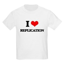 I Love Replication T-Shirt