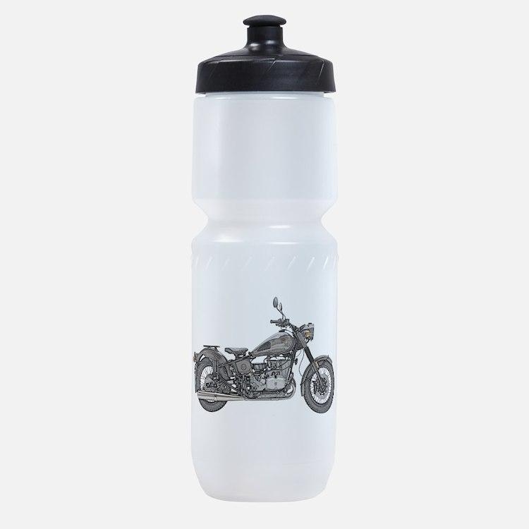 Ural Motorcycle Sports Bottle