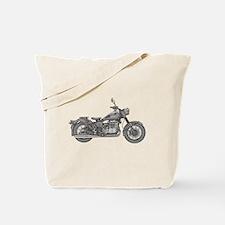 Ural Motorcycle Tote Bag