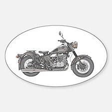 Ural Motorcycle Decal