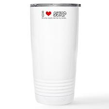 Unique Supervillain Travel Mug