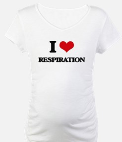 I Love Respiration Shirt