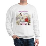 Typical Parrot Dining Sweatshirt