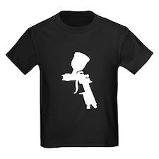Paint Spray Gun T-Shirt