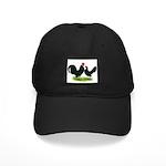 Black Dutch Pair Black Cap